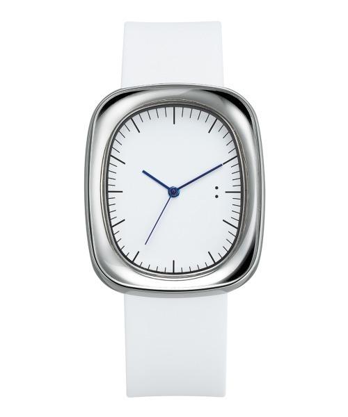 10:10 BY NENDO(テンテン バイ ネンド)の「10:10 BY NENDO(テンテン バイ ネンド) WATCH & STRAP(アナログ腕時計)」|ホワイト