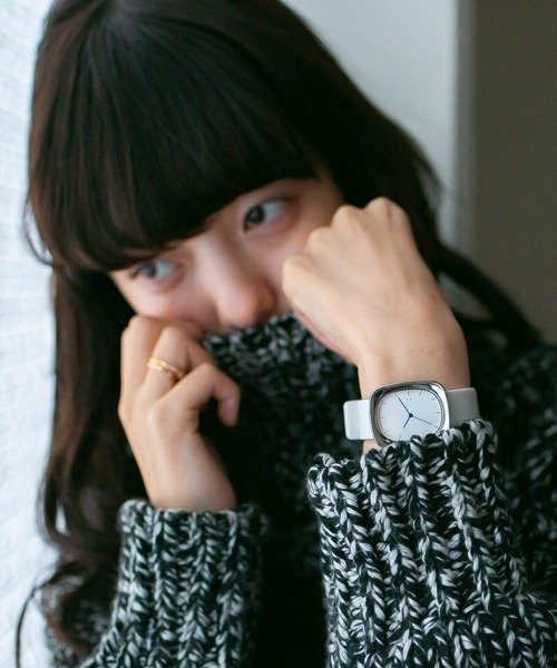 10:10 BY NENDO(テンテン バイ ネンド)の「10:10 BY NENDO(テンテン バイ ネンド) WATCH & STRAP(アナログ腕時計)」|詳細画像
