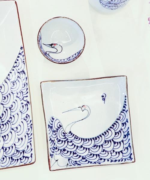 【 kotohogi / ことほぎ 】 正角皿 SIT・・