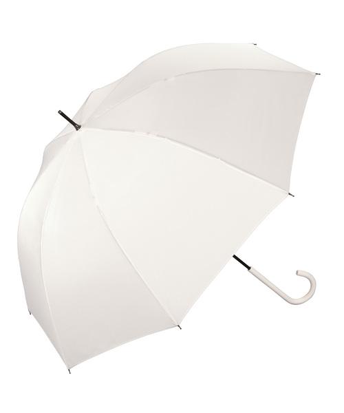 Wpc.(ダブルピーシー)の「「濡らさない傘」アンヌレラ unnurella long(長傘)」|オフホワイト