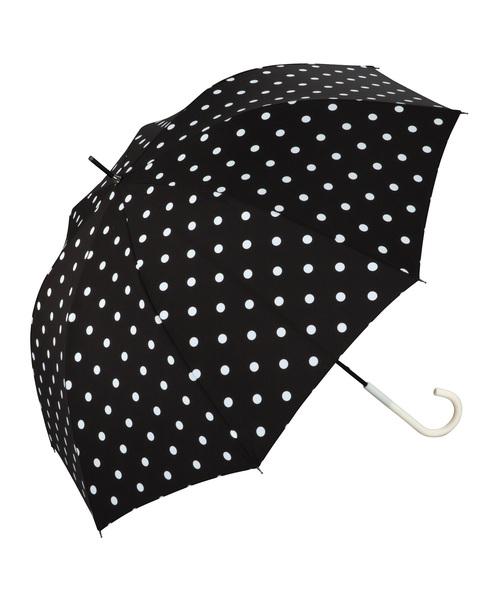 Wpc.(ダブルピーシー)の「「濡らさない傘」アンヌレラ unnurella long(長傘)」|ドット