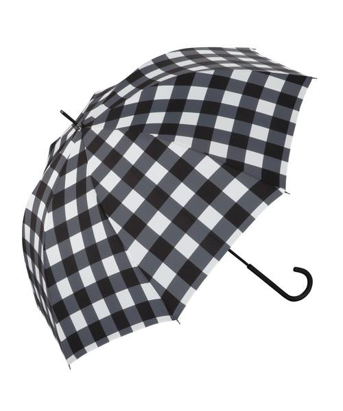 Wpc.(ダブルピーシー)の「「濡らさない傘」アンヌレラ unnurella long(長傘)」|チェック