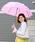Wpc.(ダブルピーシー)の「「濡らさない傘」アンヌレラ unnurella long(長傘)」|ピンク