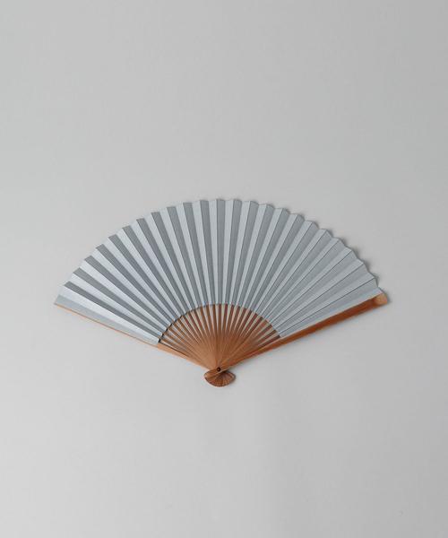 <宮脇賣扇庵 (ミヤワキバイセンアン)> 脇漆 8寸/25間