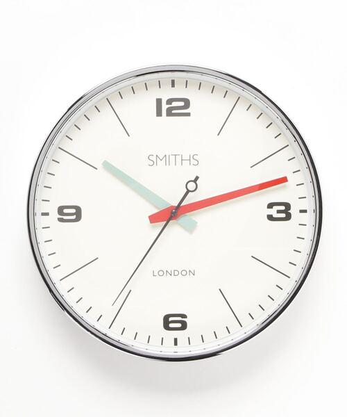 【Smith Clock/スミスクロック】ウォールクロック DRAKE/ドレーク  TSI