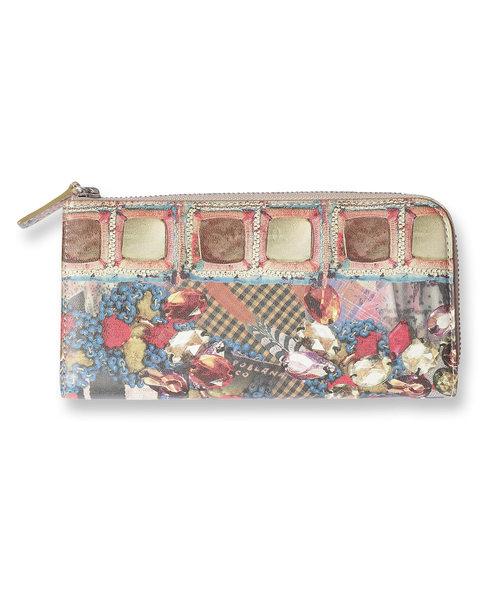 JUCO.(ジュコ)の「Print Long Wallet(財布)」|A