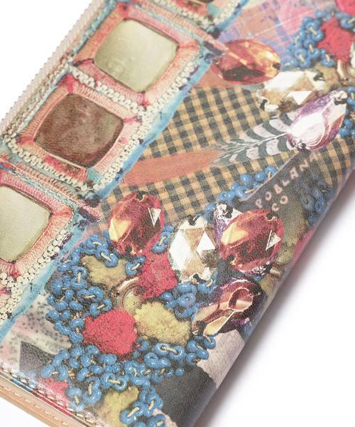JUCO.(ジュコ)の「Print Long Wallet(財布)」|詳細画像