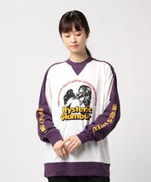 HYS PETWORLD リブ付Tシャツ