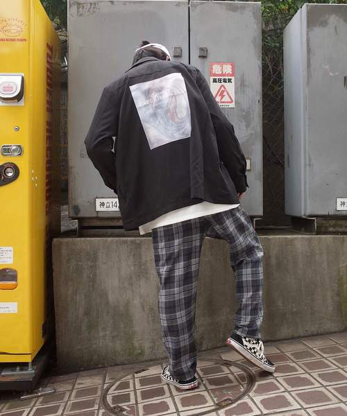 2018AW MUISM DRIZLER