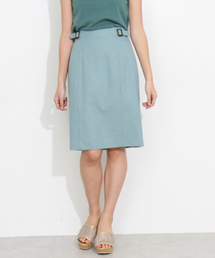 PROPORTION BODY DRESSING(プロポーションボディドレッシング)のサイドボタンベルトタイトスカート(スカート)