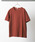 Scye(サイ)の「Scye×URBAN RESEARCH 別注LOGO SHORT-SLEEVE T-SHIRTS(Tシャツ/カットソー)」|ブラウン