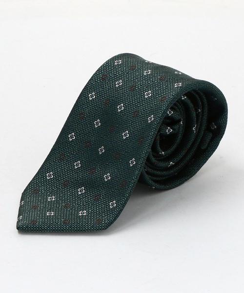 VTG バスケット 8.0 小紋 ネクタイ