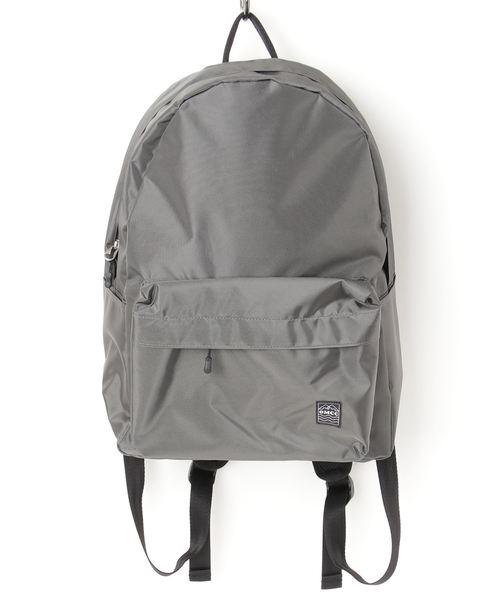 OMCC(オーエムシーシー)の「Backpack STD - 420D Nylon(バックパック/リュック)」|グレー