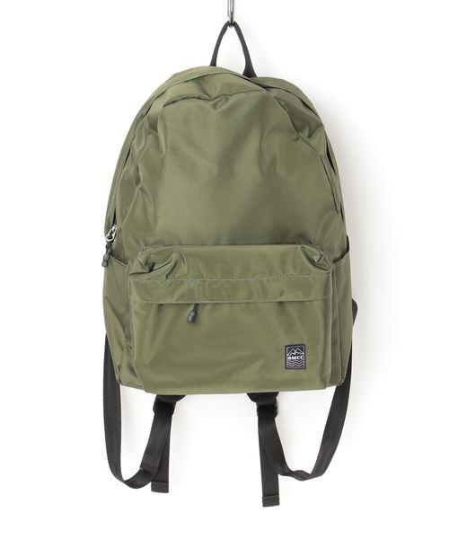 OMCC(オーエムシーシー)の「Backpack STD - 420D Nylon(バックパック/リュック)」|オリーブ