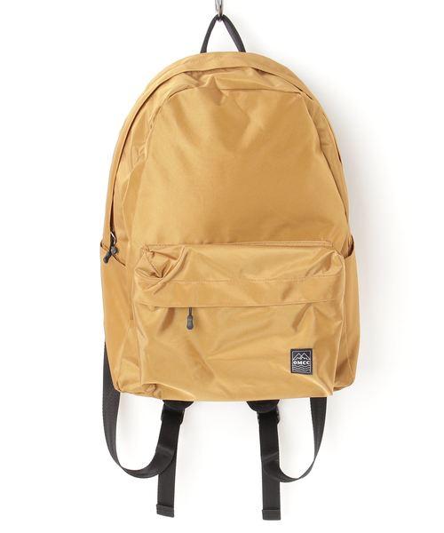 OMCC(オーエムシーシー)の「Backpack STD - 420D Nylon(バックパック/リュック)」|ゴールド