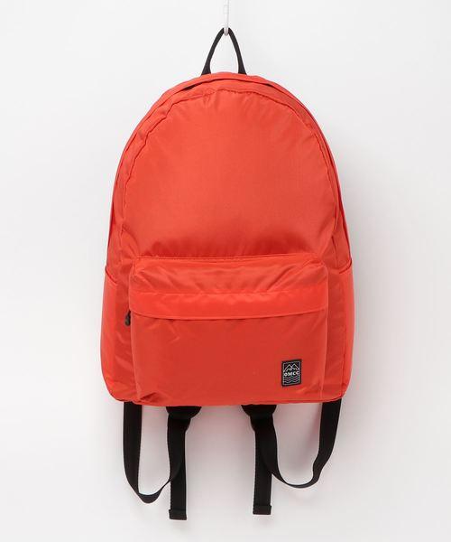 OMCC(オーエムシーシー)の「Backpack STD - 420D Nylon(バックパック/リュック)」|オレンジ