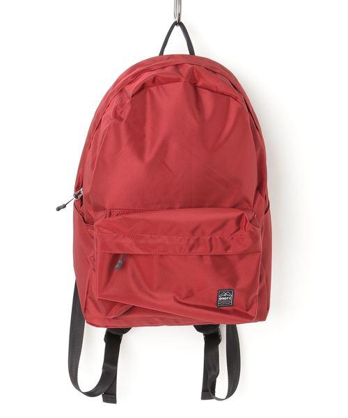 OMCC(オーエムシーシー)の「Backpack STD - 420D Nylon(バックパック/リュック)」|ワインレッド