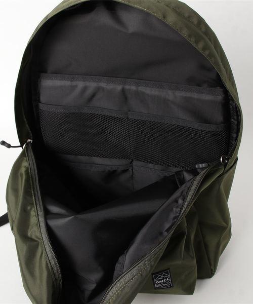 OMCC(オーエムシーシー)の「Backpack STD - 420D Nylon(バックパック/リュック)」|詳細画像