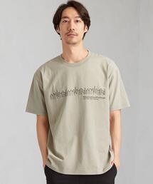 別注 マンハッタンポーテージ Manhattan Portage スカイラインロゴ Tシャツ ♰