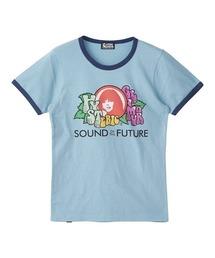 SOUND OF THE FUTURE Tシャツサックスブルー