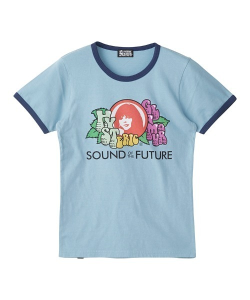 SOUND OF THE FUTURE Tシャツ