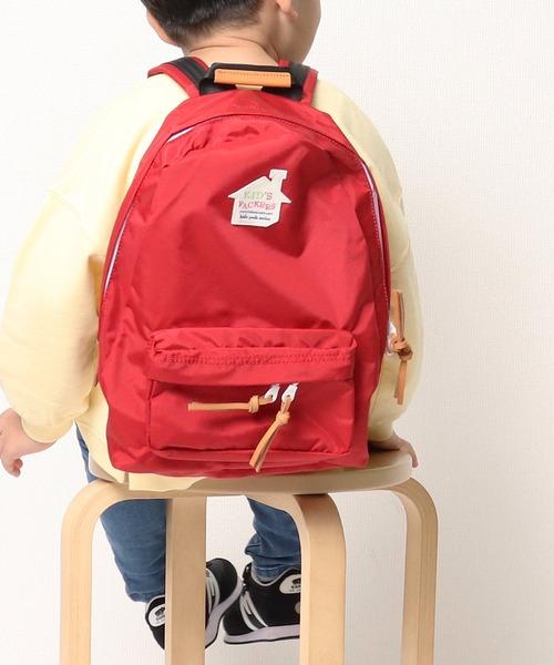 【 FREDRIK PACKERS / フレドリックパッカーズ 】 # KIDS DAY PACK‥