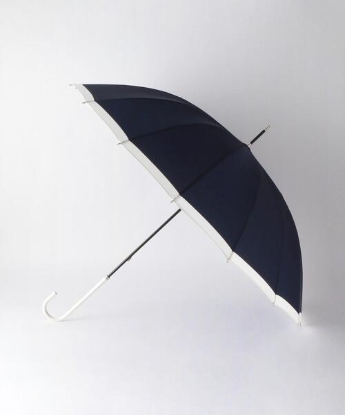 <because(ビコーズ)>16フレーム リムライン 長傘