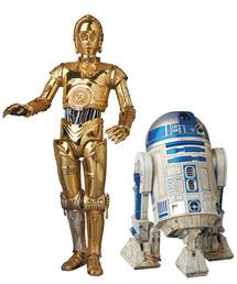 MEDICOM TOY(メディコムトイ)のMAFEX C-3PO(TM) & R2-D2(TM)(フィギュア)