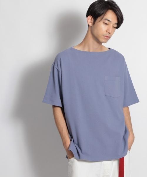 鹿の子ビッグTシャツ