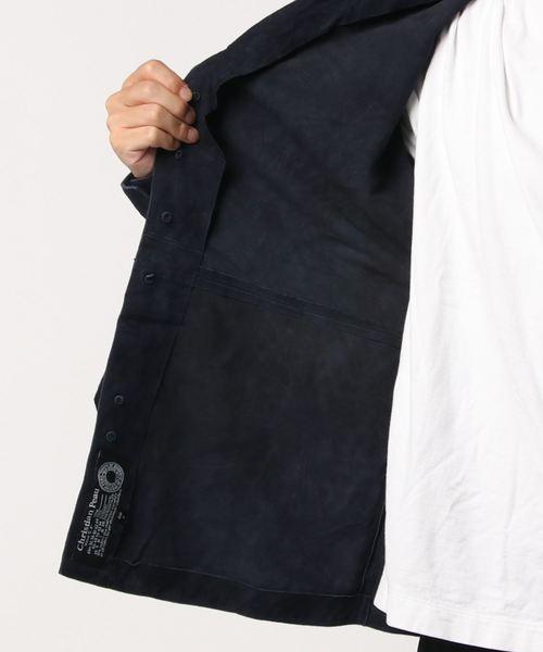 CHRISTIAN PEAU/クリスチャン ポー/leather shirts -RAWLIFE 15th Anniversary limited edition-/ラムレザーシャツ