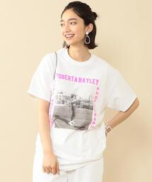 【予約】【別注】<ROBERTA BAYLEY>ショートスリーブTシャツ 2