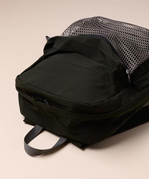 WEEKEND(ER)/ウィークエンダー Combination mesh daypack(コンビネーションメッシュデイパック)