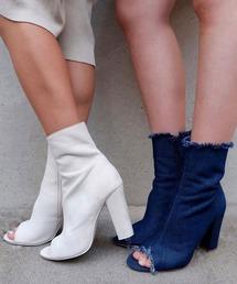 Springブーツホワイト