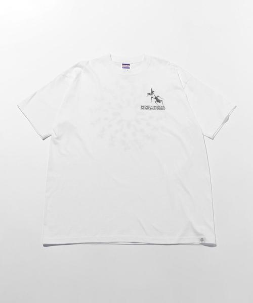 <BEDWIN(ベドウィン)> FRIEDKIN T/Tシャツ
