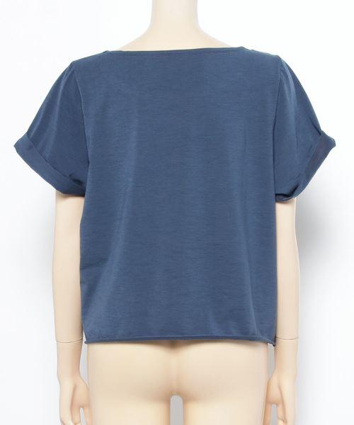 【Ai pink(アイピンク)】Jaguar ポリエステル天竺Tシャツ (水着用/リゾートウェア/水陸両用)