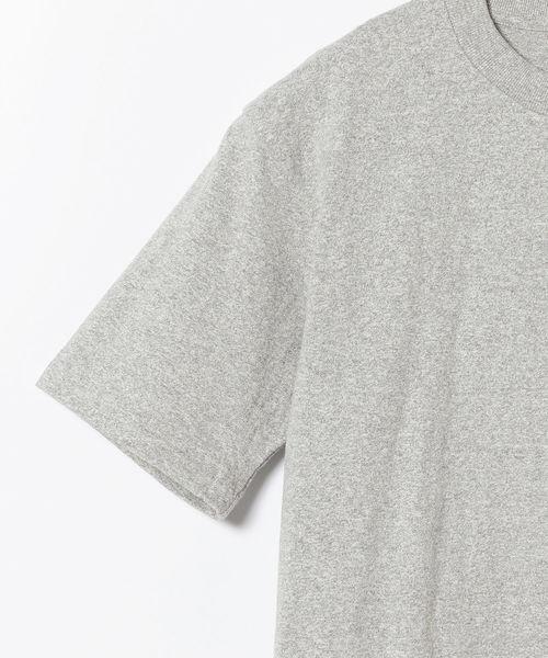 ANATOMICA / ポケット付き クルーネックTシャツ <MEN>