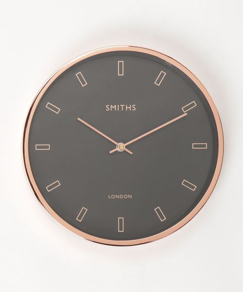 【Smith Clock/スミスクロック】ウォールクロック FIRECAST/ファイヤーキャスト D46 TSI