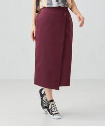 [別注 ディッキーズ] SC Dickie's×GLR ボタン スカート