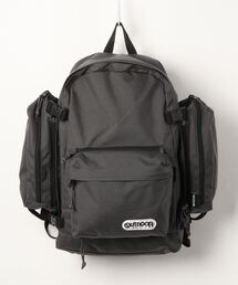 【N.HOLLYWOOD×OUTDOOR PRODUCTS】コラボデイパック バックパックグレー