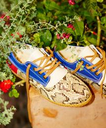 ALDIES(アールディーズ)のVantle Shoes レースアップシューズ(モカシン/デッキシューズ)