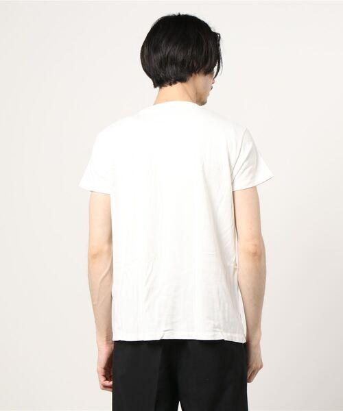LEVI'S(R) VINTAGE CLOTHING 1950'S スポーツウェアTシャツ WHITE