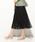 ViS(ビス)の「【マルチWAY】レースチュールスカート(スカート)」 ブラック