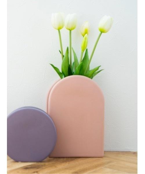 artistic flower vase