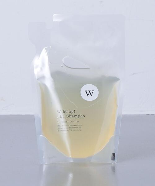 <uka(ウカ)>Shampoo Wake up! Refill 300ml