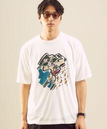 【WEB限定】<ALL CONDITION WEAR>GLR Lee Izumida Tシャツ