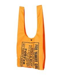 PORTER/パッカブル GROCERY BAG (S)オレンジ