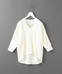 BEAUTY&YOUTH UNITED ARROWS | <6(ROKU)>THERMAL V NECK 6SLEEVE 2/サーマル(Tシャツ・カットソー)