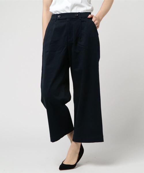 正式的 【セール】ワイドクロップドパンツ(パンツ) WOMENS,マックレガー|McGREGOR(マックレガー)のファッション通販, 山科区:f4a88381 --- fahrservice-fischer.de