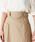 EMMEL REFINES(エメル リファインズ)の「SMF コットンツイル フロントチェーンスカート(スカート)」|詳細画像