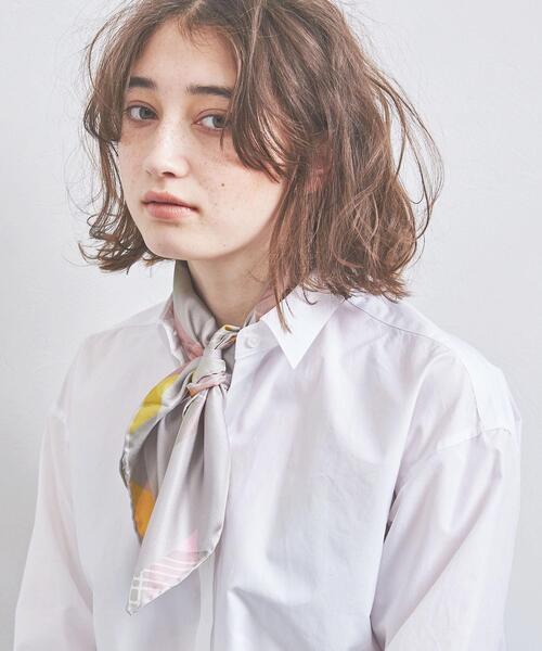 【別注】<Fiorio(フィオリオ)>SLK PLAID スカーフ